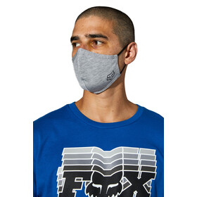 Fox Face Mask Men, heather grey